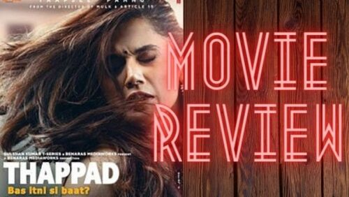 Filmywap 2021 – Thappad Movie Review, Story - Download Bollywood Movies, Web Series HD 1080P in 300MB
